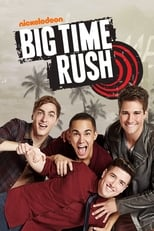 Poster Image for TV Show - Big Time Rush