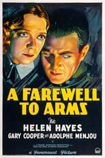 A Farewell to Arms (1932) Box Art
