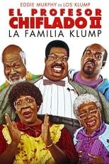 VER El profesor chiflado II: La familia Klump (2000) Online Gratis HD