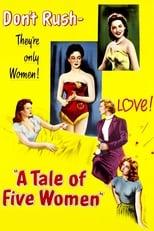 Fünf Mädchen und ein Mann