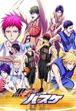 Kuroko no Basket 3ª Temporada Completa Torrent Legendada