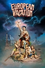 National Lampoon's European Vacation (1985) Box Art