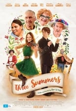 Poster van Three Summers
