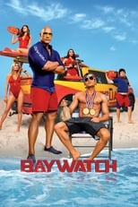 Official movie poster for Baywatch (2017)