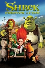 Shrek Forever After (2010) Box Art