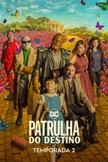 Patrulha do Destino 2ª Temporada Completa Torrent Dublada e Legendada