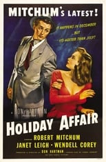 Holiday Affair (1949) Box Art