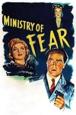 Ministry of Fear (1945) Box Art