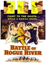 Battle Of Rogue River (1954) Box Art