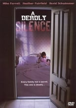 Official movie poster for A Deadly Silence (1989)