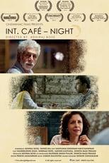 INT. CAFÉ – NIGHT