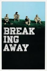 Poster for Breaking Away