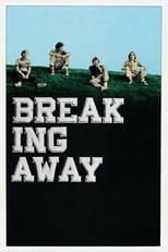 Breaking Away (1979) Box Art