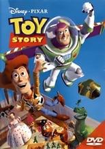 Toy Story: Als Andys Lieblingspuppe hat Woody im Kinderzimmer das Sagen. Kaum ist der Junge nicht da, erwacht die Cowboy-Figur zum Leben, und mit ihm auch all das andere Spielzeug um ihn herum. Aufgeregt debattiert man über Andys bevorstehenden Geburtstag. Es wird befürchtet, daß ihr Besitzer ein neues Geschenk bevorzugen wird. Und tatsächlich: Der Neuankömmling Buzz Lightyear, ein stolzer Space Ranger, avanciert zu Andys Favoriten. Diese Herabstufung will Woody nicht hinnehmen.