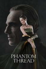 Official movie poster for Phantom Thread (2017)