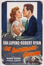 On Dangerous Ground (1951) Box Art