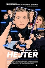 VER The Hater (2020) Online Gratis HD