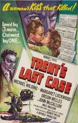 Trent's Last Case (1953) Box Art
