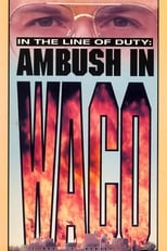 Official movie poster for Ambush in Waco: In the Line of Duty (1993)