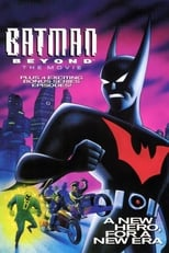 Poster for Batman Beyond: The Movie