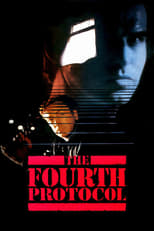 Fourth Protocol (1987) Box Art