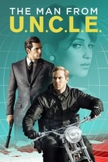 The Man from U.N.C.L.E. small poster