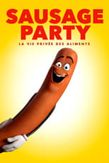 Image Sausage Party, la vie privée des aliments