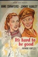 It's Hard to be Good (1948) Box Art