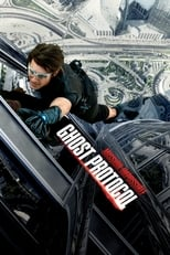 Filmposter: Mission: Impossible - Ghost Protocol