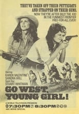 Zwei Ladies im Wilden Westen