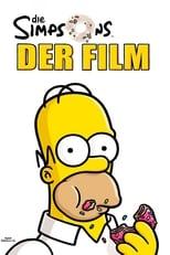 Filmposter Die Simpsons - Der Film