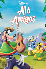 Alô, Amigos (1942) Torrent Dublado e Legendado