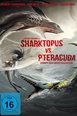 Sharktopus Contra Pteracuda (2015) Torrent Dublado e Legendado