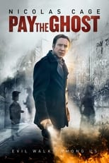 Pay The Ghost (2015) box art