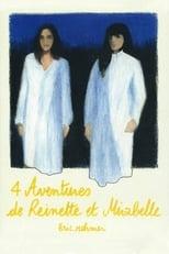 Vier Abenteuer von Reinette und Mirabelle
