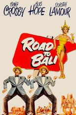 Road to Bali (1952) Box Art