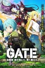 Nonton anime Gate: Jieitai Kanochi nite, Kaku Tatakaeri S1 Sub Indo