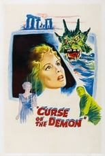 Night of the Demon (1957) Box Art