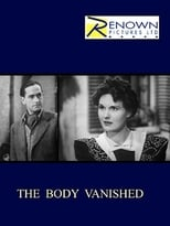 The Body Vanished (1939) box art