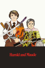 Poster for Harold and Maude