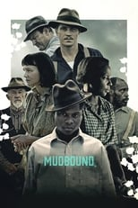 Official movie poster for Mudbound (2017)