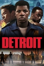 Detroit small poster