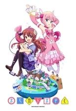 Poster anime Machikado MazokuSub Indo