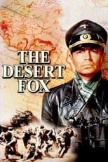 The Desert Fox (1951) Box Art