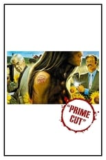 Official movie poster for Prime Cut (1972)
