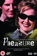Pleasure small poster