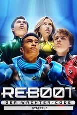 ReBoot The Guardian Code 1ª Temporada Completa Torrent Dublada e Legendada
