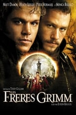 Les Frères Grimm  (Brothers Grimm) streaming complet VF HD