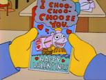 Os Simpsons: 4 Temporada, Episódio 15
