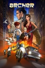 Archer - Staffel 11